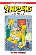 Simpsons Comic-Kollektion - An die Arbeit!