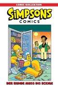 Simpsons Comic-Kollektion - Der Runde muss ins Eckige