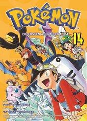 Pokémon - Die ersten Abenteuer - Bd.14