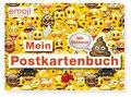 Emoji: Mein Postkartenbuch