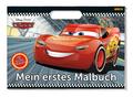 Disney Pixar Cars 3 Evolution: Mein erstes Malbuch