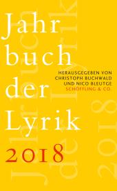 Jahrbuch der Lyrik 2018