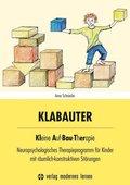 KLABAUTER - Kleine Auf-Bau-Therapie, m. CD-ROM