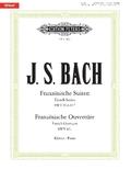 Französische Suiten BWV 812-817 / Französische Ouvertüre BWV 831, für Klavier solo