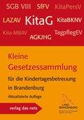 Kleine Gesetzessammlung für die Kindertagesbetreuung in Brandenburg