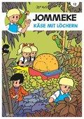 Jommeke - Käse mit Löchern