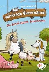 Die verrückte Viererbande - Ein Schaf macht Scherereien