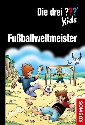 Die drei ??? Kids - Fußballweltmeister