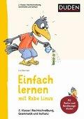 Einfach lernen mit Rabe Linus: 2. Klasse - Rechtschreibung, Grammatik und Aufsatz