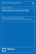 Datenschutz im Social Web