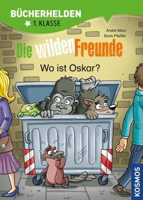 Die wilden Freunde - Wo ist Oskar?
