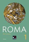 Roma, Ausgabe B 2018: Prüfungen; .1