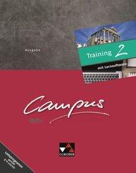 Campus, Ausgabe B neu: Training, m. CD-ROM; 2