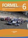 Formel plus, Ausgabe Bayern: 6. Jahrgangsstufe, Schülerbuch