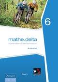 mathe.delta, Ausgabe Bayern: 6. Jahrgangsstufe, Arbeitsheft