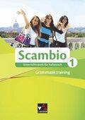 Scambio A: Grammatiktraining; .1