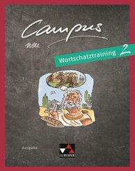 Campus, Ausgabe B neu: Wortschatztraining; 2