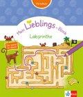 Klett Mein Lieblings-Block Labyrinthe
