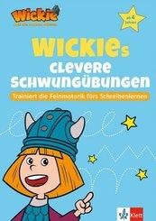 Wickie und die starken Männer: Wickies clevere Schwungübungen