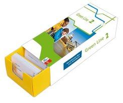 Green Line, Ausgabe für Bayern ab 2017: 6. Schuljahr, Vokabel-Lernbox zum Schulbuch