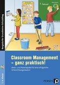 Classroom Management - ganz praktisch!, m. CD-ROM