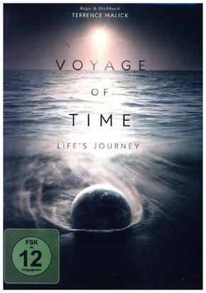 Voyage of Time, 1 DVD