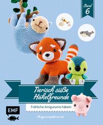 Tierisch süße Häkelfreunde - Bd.6