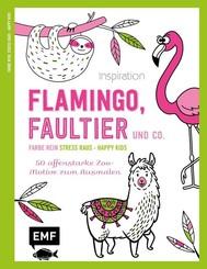 Inspiration Flamingo, Faultier und Co.