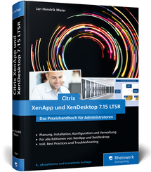 Citrix XenApp und XenDesktop 7.15 LTSR
