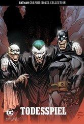 Batman Graphic Novel Collection - Todesspiel