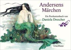 Andersen Märchen Postkartenbuch