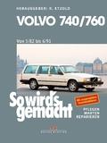 So wird's gemacht: Volvo 740/760 (5/82 bis 6/91); .159