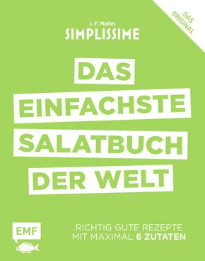 Simplissime - Das einfachste Salatbuch der Welt