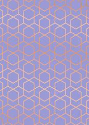 "Blanko Notizbuch ""Geometric"" 06"