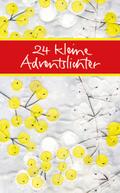 24 kleine Adventslichter