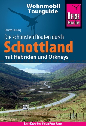 Reise Know-How Wohnmobil-Tourguide Schottland
