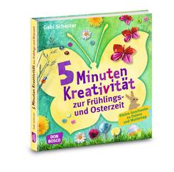 5 Minuten Kreativität zur Frühlings- und Osterzeit