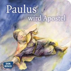 Paulus wird Apostel. Mini-Bilderbuch