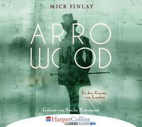 Arrowood, 6 Audio-CDs