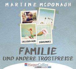 Familie und andere Trostpreise, 6 Audio-CDs