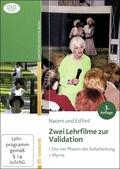 Zwei Lehrfilme zur Validation, 1 DVD-Video