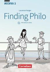 English G Access - Allgemeine Ausgabe: 6. Schuljahr, Finding Philo (auch für Baden-Württemberg); 2