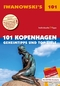 Iwanowski's 101 Kopenhagen, m. 1 Karte