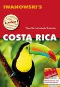 Iwanowski's Costa Rica, m. 1 Karte