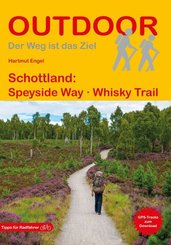 Schottland: Speyside Way Whisky Trail
