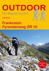 Frankreich: Pyrenäenweg GR 10