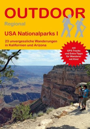 USA Nationalparks - Bd.1