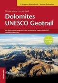 Dolomites Unesco Geotrail, m. 2 Karten