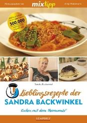 mixtipp Lieblingsrezepte der Sandra Backwinkel