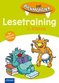 Die Buchmonster: Lesetraining 3. Klasse